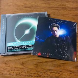 「OVERDOSE」CD+DVD+アナザージャケット