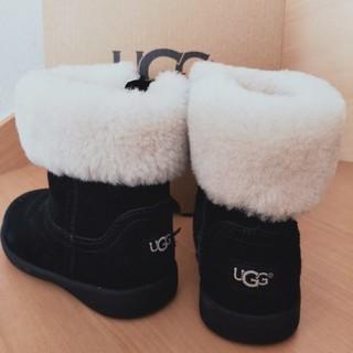 アグ(UGG)のUGG ムートンブーツ 13.5cm(ブーツ)