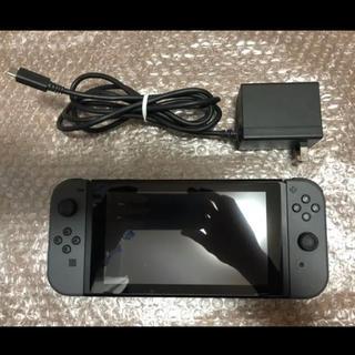 Nintendo Switch - ニンテンドー  スイッチ  switch本体  joy-con  ACアダプター