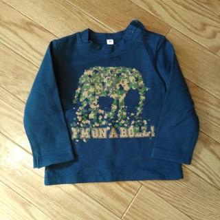 グリーンレーベルリラクシング(green label relaxing)のグリンキッズ Tシャツ 85(Tシャツ)
