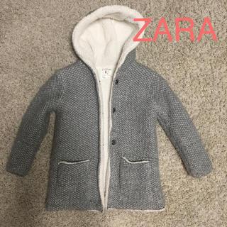 ZARA KIDS - ZARAキッズ116 グレーコート