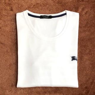 BURBERRY - 美品.日本製.バーバリーブラックレーベル 長袖Tシャツ2