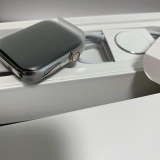 アップルウォッチ(Apple Watch)のApple Watch Series 4 GPS+Cellularモデル 新品(スマートフォン本体)