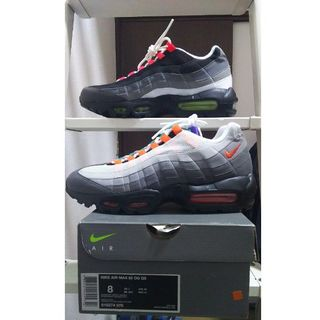 NIKE - NIKE AIR MAX 95 OG QS GREEDY 26cm