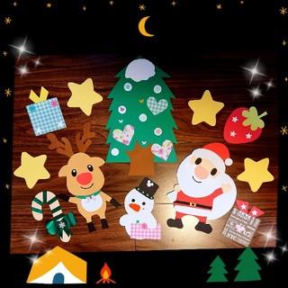 壁面飾り Christmas