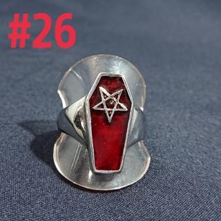 棺桶リング#26(リング(指輪))