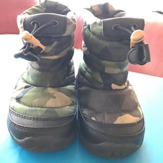 ザノースフェイス(THE NORTH FACE)のキッズ 長靴(長靴/レインシューズ)