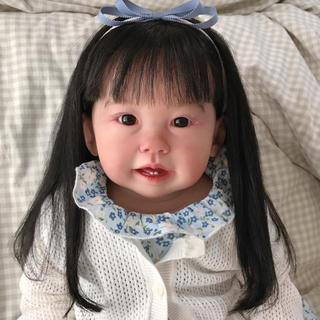 リボーンドール トドラー リボーンベビー 日本人形 ビスクドール  創作人形