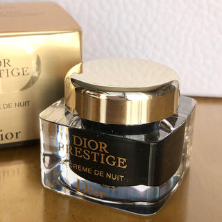 クリスチャンディオール(Christian Dior)のラクレームニュイ(フェイスクリーム)