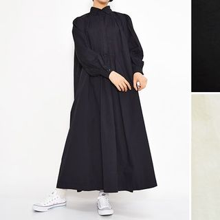 【新品】Fillil/フィリル  シャツ ロングワンピース