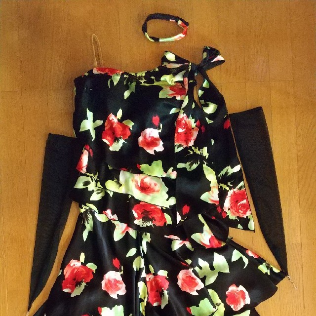 CHACOTT(チャコット)のChacottイブニングドレス レディースのフォーマル/ドレス(ロングドレス)の商品写真