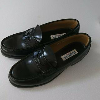 ハルタ(HARUTA)のハルタ  コインローファー24.5センチ(ローファー/革靴)