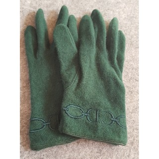 クリスチャンディオール(Christian Dior)の美品 クリスチャンディオール 手袋(手袋)