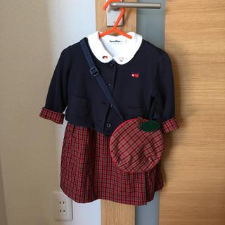 ファミリア(familiar)のトータルコーディネート 80センチ(セレモニードレス/スーツ)