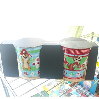 チップアンドデール(チップ&デール)のチップ&デールのマグカップ(グラス/カップ)