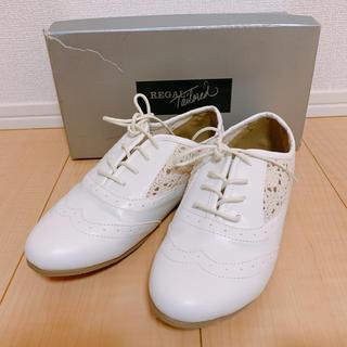 女性用 白靴 23cm 【ほぼ未使用の美品】(ハイヒール/パンプス)