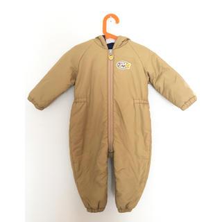 ミキハウス(mikihouse)の送料込み【MIKIHOUSE】ミキハウス ジャンプスーツ あったか防寒着(コート)