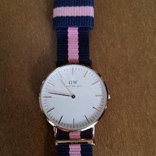 ダニエルウェリントン(Daniel Wellington)のダニエルウェリントンの腕時計(腕時計(アナログ))