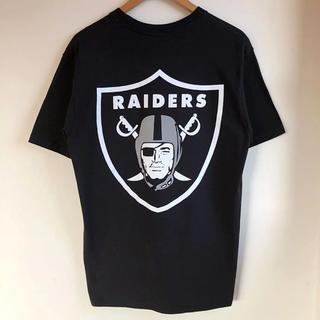 Supreme - 19SS Supreme Raiders Tee Black Mサイズ NFL