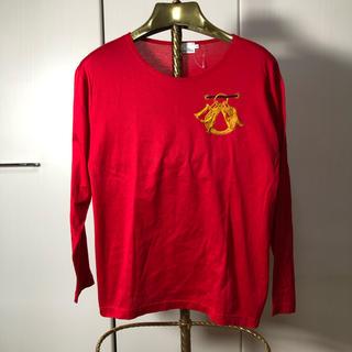 クリスチャンディオール(Christian Dior)のDior クリスチャンディオール 金具刺繍 カットソー シャツ 正規品(Tシャツ(長袖/七分))