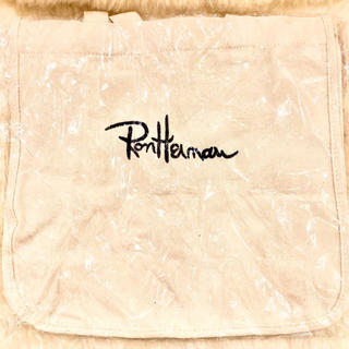 Ron Herman - 【おすすめ‼️新品】ロンハーマントートバッグ/ホワイト