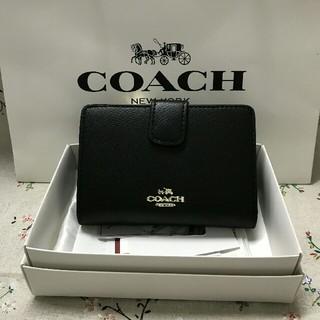 COACH - 新品!コーチ 折り財布 53436