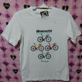Bianchi - 新品タグ付きBianchi🚲TシャツLサイズ