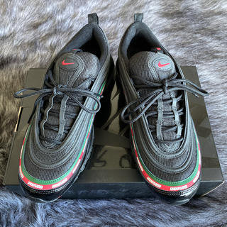 NIKE - NIKE undefeated AIR MAX 97 28.0cm 美品