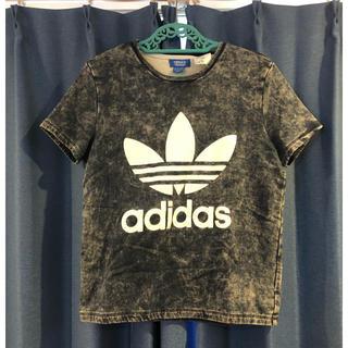 adidas - adidas★ケミカルウォッシュ Tシャツ