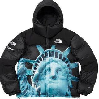 Supreme - XL Supreme North Face Baltoro Jacket 黒