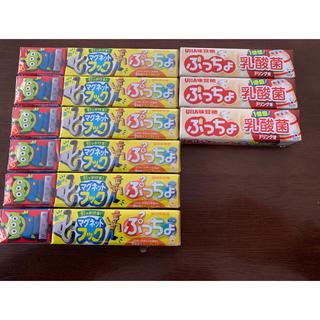 UHA味覚糖 - ぷっちょ引っかける!マグネットフック6個&ぷっちょ乳酸菌3個セット