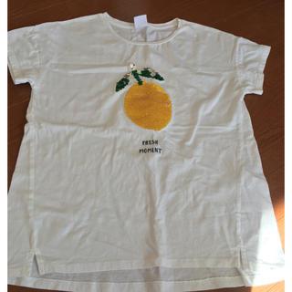 ZARA KIDS - ザラキッズ スパンコールTシャツ