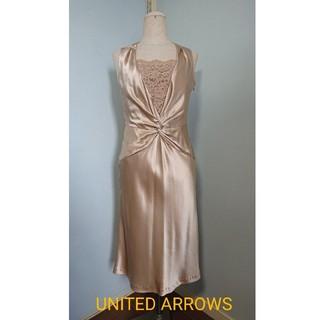 ユナイテッドアローズ(UNITED ARROWS)のユナイテッドアローズ ドレス(ミディアムドレス)