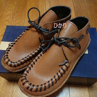 ビームス(BEAMS)の新品 SECCHIARI MICHELE セッキアーリミケーレ レザーシューズ(ローファー/革靴)