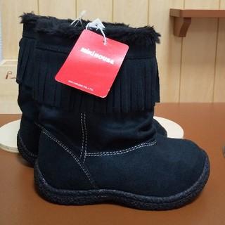 mikihouse - 【定価税込8580円】【新品、タグつき】16センチ MIKI HOUSE ブーツ