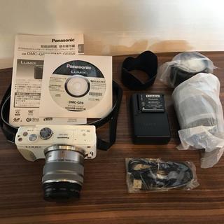 Panasonic - LUMIX DMC-GF6 ミラーレス 一眼カメラ