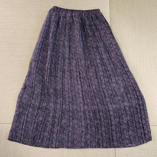 chocol raffine robe - ショコラフィネローブ 小花柄スカート