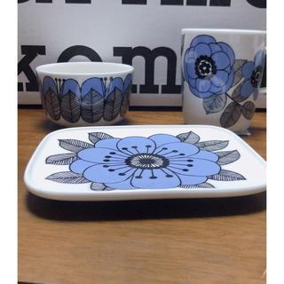 marimekko - 新品 マリメッコ  ケスティト 3点セット ブルー