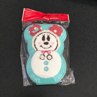 Disney - 新品未開封ディズニーランドクリスマススノースノー鏡ミラーパーク
