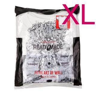 Supreme - 送料無料 AKIRA READY MADE 3PAC TEE XL WHITE