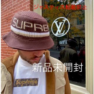 Supreme - supreme新品  KENIT LOGO CRUSHER サイズS/M 茶色