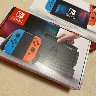 Nintendo Switch - 【新品】任天堂Switch 本体