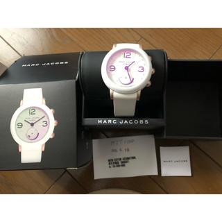 マークバイマークジェイコブス(MARC BY MARC JACOBS)のマークジェイコブス 腕時計 スマートウォッチ(腕時計)