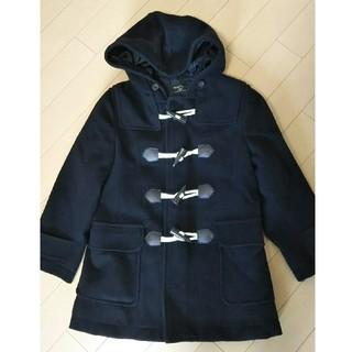コムサイズム(COMME CA ISM)のコムサイズム ダッフルコート フード付き 子供服 アウター サイズ120(コート)