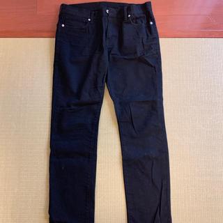 GU - GU メンズ ズボン ブラック サイズ32