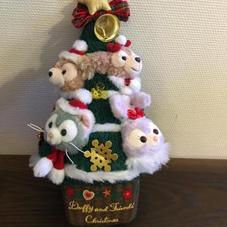 Disney - 新作❤️ダッフィー  クリスマスツリー