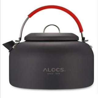 alocs  アウトドアケトル 超軽量ポータブルケトル 山ケトル 0.8L