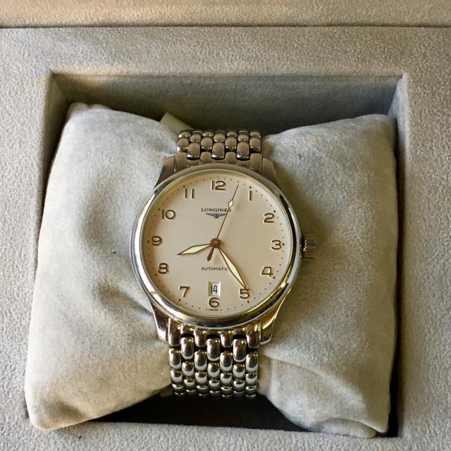 LONGINES - ロンジン スペシャルシリーズ 紳士腕時計 機械式 3針  自動巻 スケルトンの通販