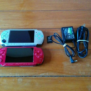 PlayStation Portable - psp3000 2台