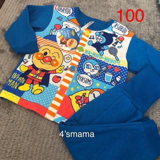 アンパンマン - アンパンマン お着替え応援パジャマ